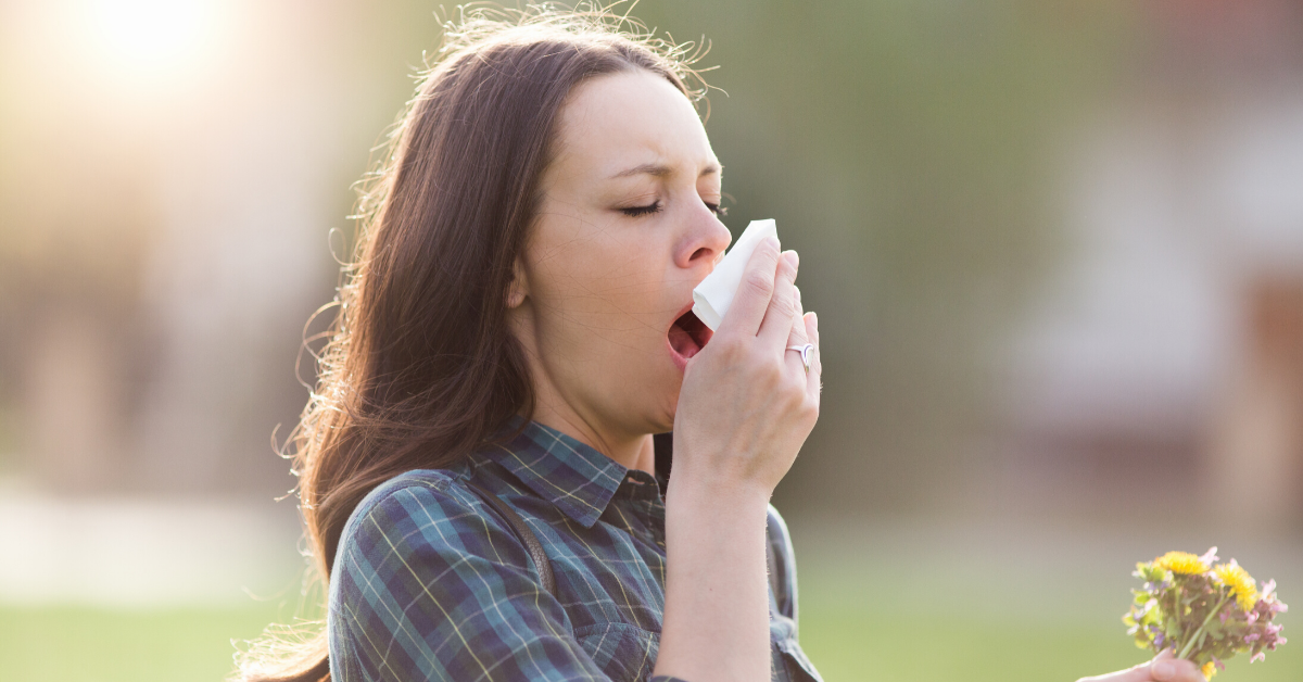 natural approach to seasonal allergies